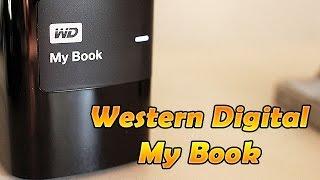 WD My Book 4TB USB 3.0 Externe Festplatte | Unboxing + Review | HD 1080p Deutsch