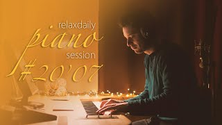 Relaxing Piano Music • calm, study, stress relief music [Piano Session #2007]