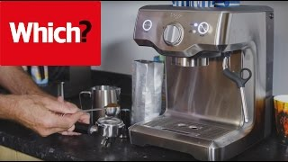 How to use a coffee machine - Which?