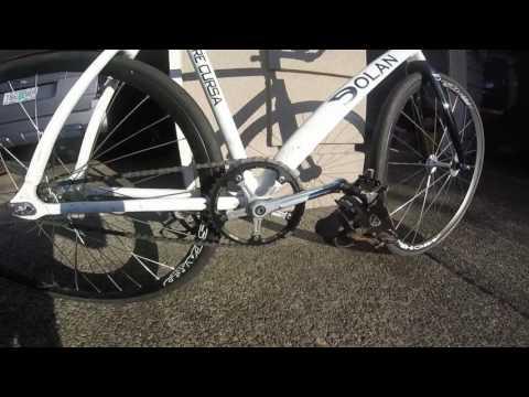 Dolan Pre Cursa bike overview.