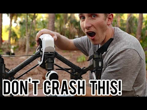 Is a $3000 Drone Worth it? | DJI Inspire 1 V2.0