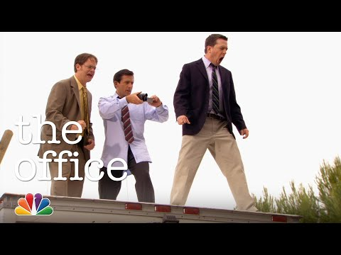 Hardcore Parkour - The Office