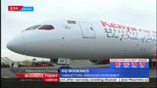 KQ bookings to cash on the August holiday season