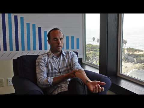 Landon Donovan Interview - Full