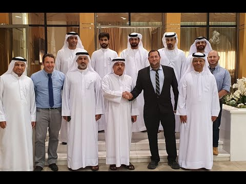 סיקור חיובי בתקשורת הערבית לביקור המתנחלים בדובאי