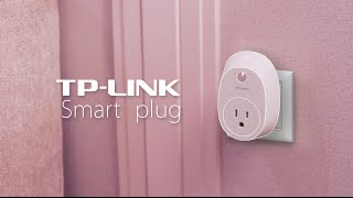 ZA 0:03 / 1:04 TP-Link Wi-Fi Smart Plug with Energy Monitoring Introduction Video