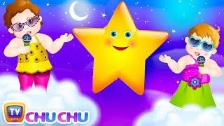 Twinkle Twinkle Little Star - Nursery Rhymes - Kid Songs