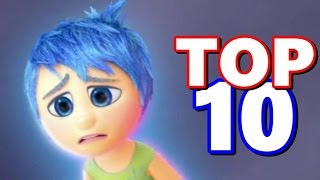 Top 10 Emotional Scenes In Animated Movies