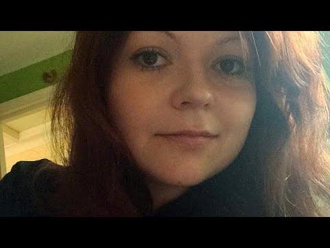 Εξιτήριο πήρε η Γιούλια Σκριπάλ που δηλητηριάστηκε μαζί με τον πατέρα της …