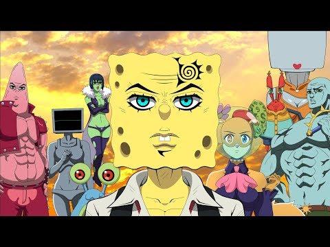 LOL: The SpongeBob SquarePants Anime