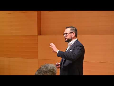 L-DIH Talk #2 – Dr. Marc Sniukas (Director Innovation & Head of the Deloitte Garage, Deloitte Luxembourg)