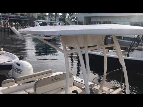Sea Chaser 20 HFC video