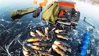 Первый лед рыбалка на ротана