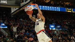 Brandon Clarke's 36 Points Has Gonzaga Dancing To The Sweet 16