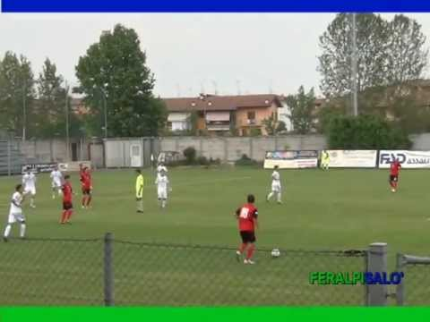 Preview video CARPENEDOLO-FERALPISALO´ 7-0 (Amichevole Berretti)