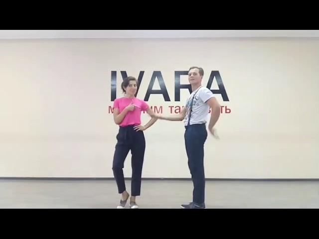 Преподаватели по буги-вуги: Николай Арефьев и Марина Алексеева