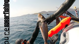 """Pure Spearfishing-Spearfishing Show With Manolis Giankos-EP.1-""""Together"""""""