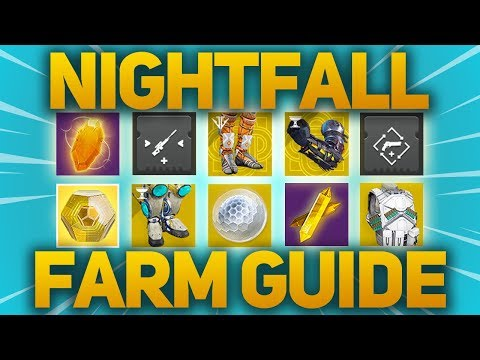 How to Increase Exotics & Reward Drop Rates - Farming Nightfall: The Ordeal Explained (Destiny 2)