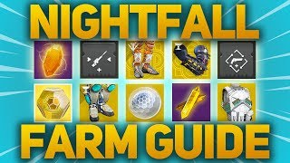 How to Increase Exotics & Reward Drop Rates - Farming Nightfall: The Ordeal Explained (Destiny 2)