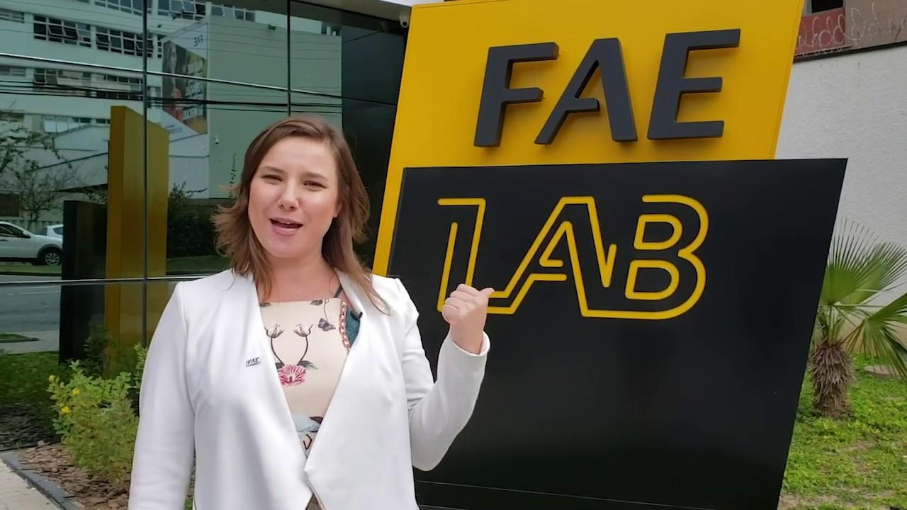 FAE Centro Universitário | Conheça o FAE Lab