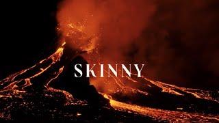 KALEO - Skinny (LIVE Performance from Fagradalsfjall Volcanic Eruption)
