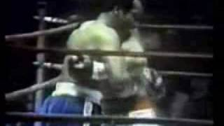 Earnie Shavers vs Jimmy Ellis