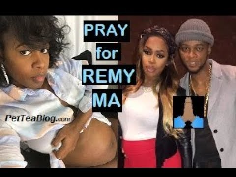 Remy Ma Having a Tough LABOR, Papoose Asks for Prayers for the Golden Child 🙏🤰🏾