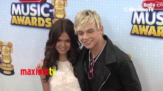"Росс Линч, Ross Lynch and Maia Mitchell 2013 ""Radio Disney Music Awards"""
