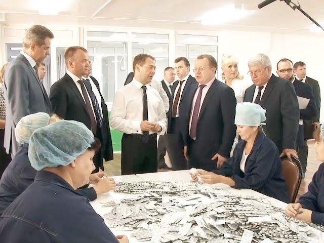 Дмитрий Медведев рассказал  о наших перспективах