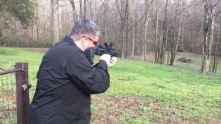 Glock 23 with Micro Roni