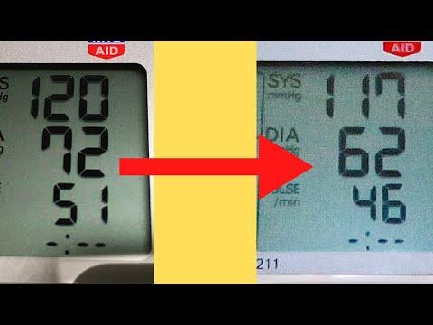 Vérnyomás alsó érték alacsony mit jelent