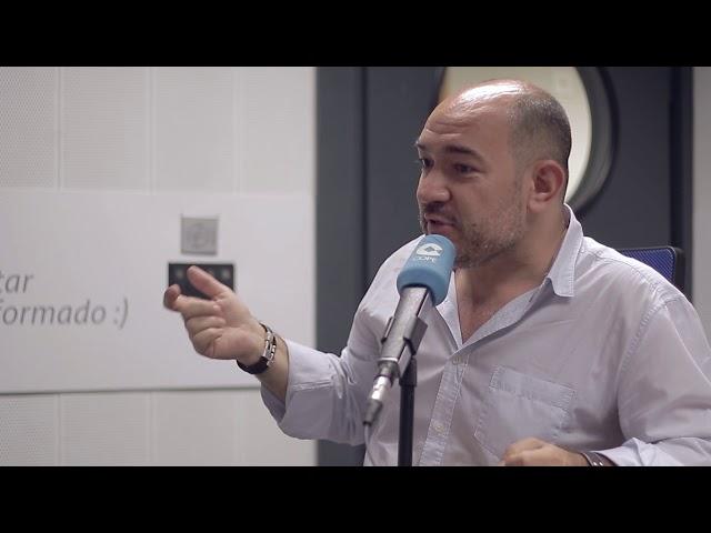 """Entrevista Carlos Moreno """"El Pulpo"""""""