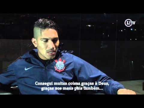 Guerrero fala sobre o que é Corinthians