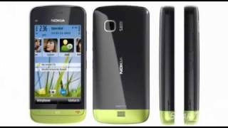 Nokia Launches New C5-03 Smartphone