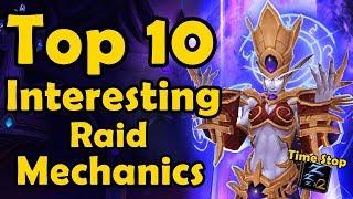 Top 10 Interesting Raid Mechanics in World of Warcraft