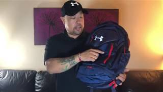Under Armour Hustle 4.0 Backpack Review