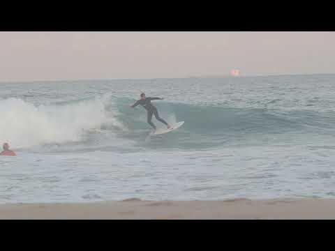 Consistent fun winter swells at Trigs Beach