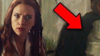 BLACK WIDOW Trailer Breakdown! Easter Eggs & Details You Missed!
