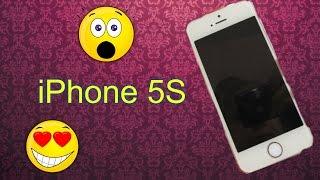 Гномик, исполняющий желание. Принес iPhone 5S