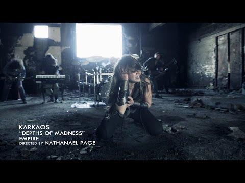 Karkaos - Depths Of Madness [Official Music Video]