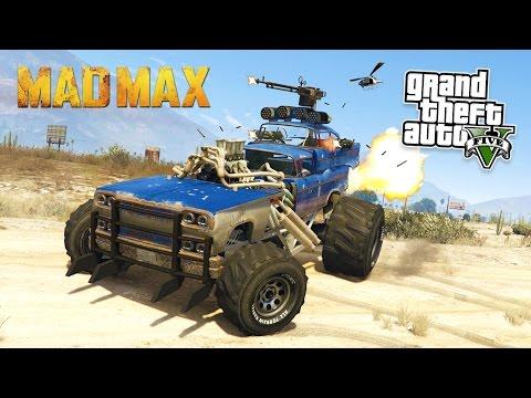 Grand Theft Auto V Walkthrough - GTA 5 Mods - ULTIMATE HULK MOD