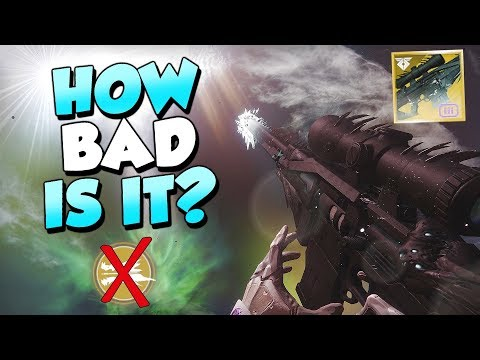 How BAD Is Whisper of the Worm Now? White Nail Nerf [Destiny 2]