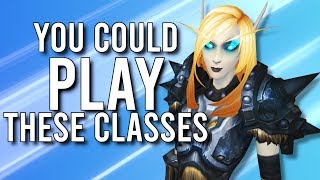 MOST Recommended Classes For Mythic + In Patch 8.3! - WoW: Battle For Azeroth 8.3