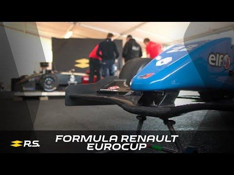 2018 Formula Renault Eurocup - Scrutineer