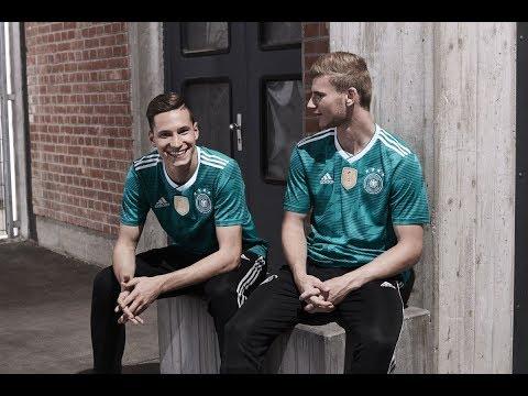 Das neue DFB Away Trikot 2018 von adidas vorgestellt