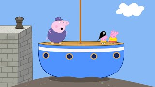 Peppa Pig New Episodes - Sailing Boat - Kids Videos | New Peppa Pig