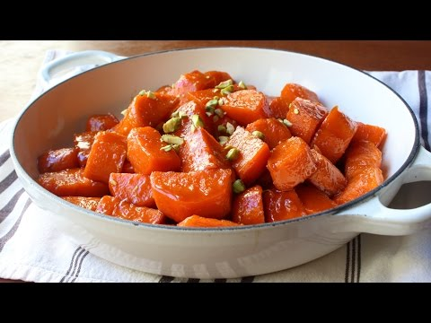 Candied Yams Recipe – How to Make Candied Yams for Thanksgiving