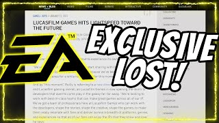 EA LOSES EXCLUSIVE LICENSE: Open World Star Wars Game from UbiSoft Announced & MORE COMING!!