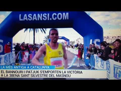 San Silvestre del Masnou por TVE