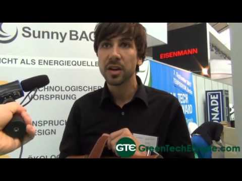 SunnyBag Interview: Solar PV Bags